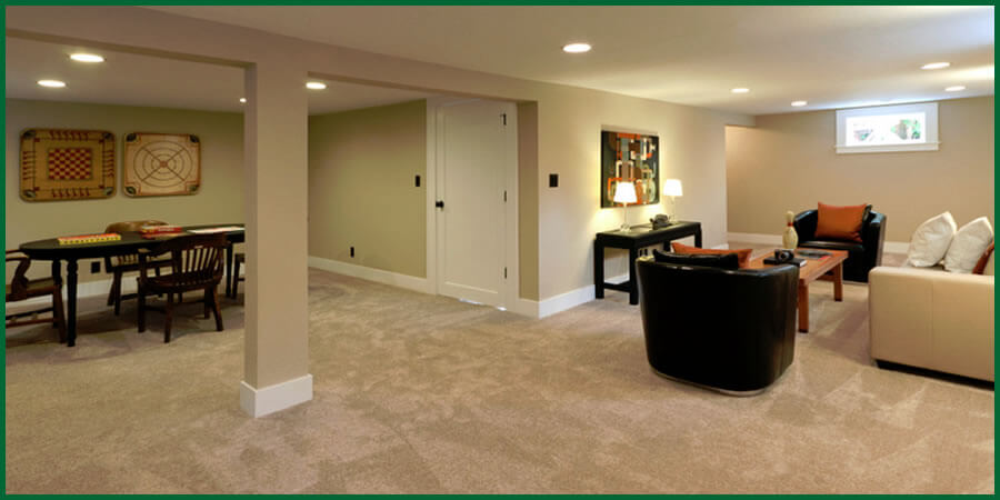 Basement Remodeling East Troy