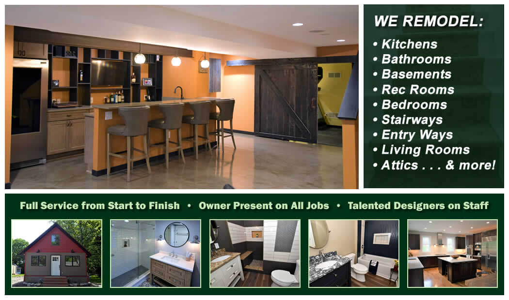 Home Remodeling Company Wisconsin
